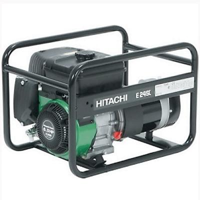 Бензиновый генератор Hitachi E24SC