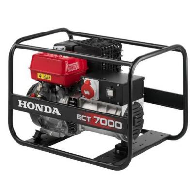 Бензиновый генератор Honda ECT7000 GV