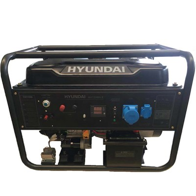 Бензиновый генератор HYUNDAI HY12500LE-3