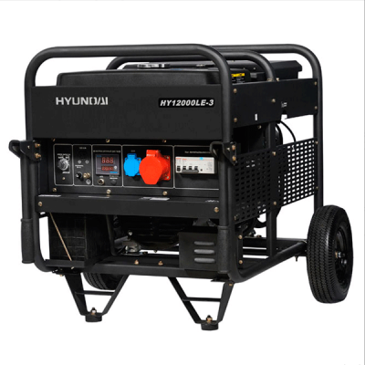 Бензиновый генератор HYUNDAI HY12000LE 3
