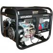 Бензиновый генератор HYUNDAI HY 7000LE-3