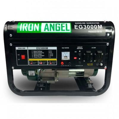 Бензиновая электростанция IRON ANGEL EG3000