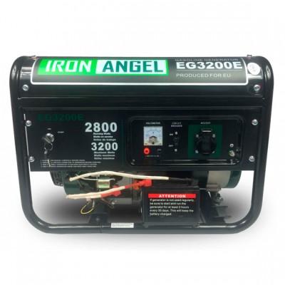 Бензиновая электростанция IRON ANGEL EG3200E