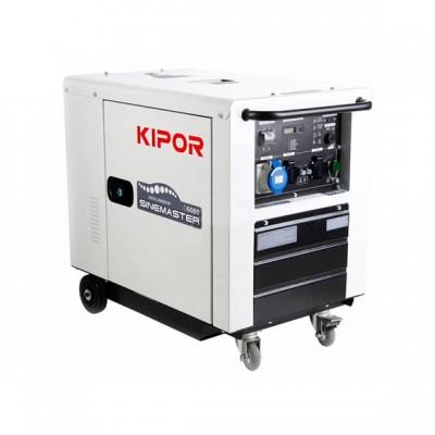 Инверторный дизельный генератор Kipor ID6000