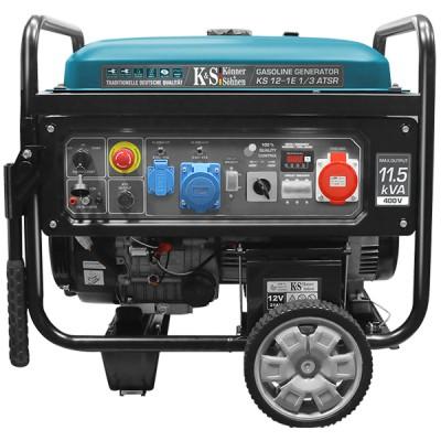 Бензиновый генератор Konner & Sohnen KS 12-1E ATSR