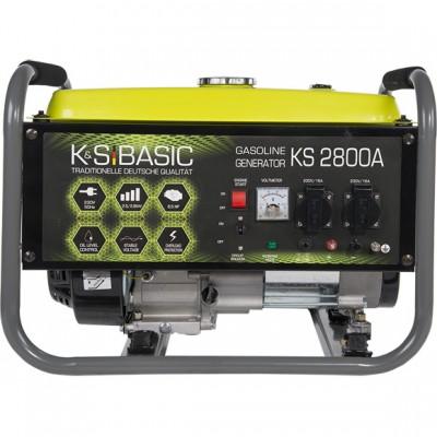 Бензиновый генератор Konner & Sohnen BASIC KS 2800A
