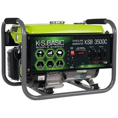 Бензиновый генератор Konner & Sohnen KSB 3500C