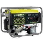 Бензиновый генератор Konner & Sohnen KSB 6500CE