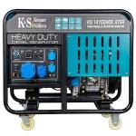 Дизельный генератор Konner & Sohnen KS 14100HDE ATSR