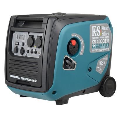 Инверторный генератор Konner & Sohnen KS 4000IE S