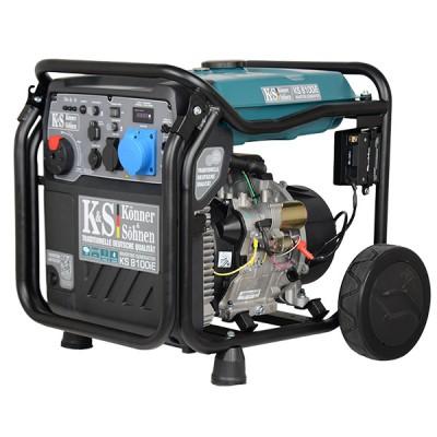 Инверторный генератор Konner & Sohnen KS 8100IE