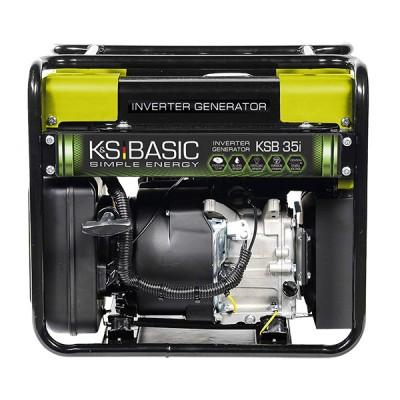 Инверторный генератор Konner & Sohnen Basic KSB 35i