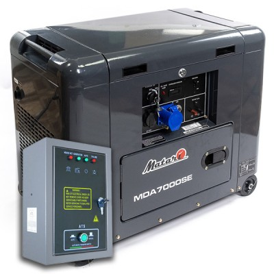 Дизельная электростанция Matari MDA7000SE-ATS