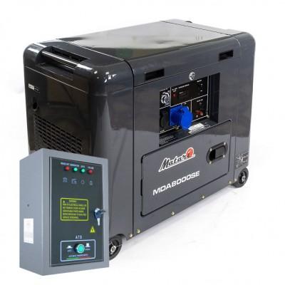Дизельная электростанция Matari MDA8000SE-ATS