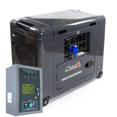 Дизельная электростанция Matari MDA9000SE-ATS