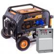 Бензиновая электростанция MATARI MP8900-ATS