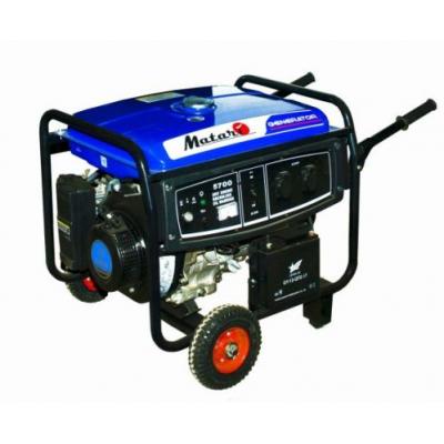 Бензиновый генератор MATARI HP 6700