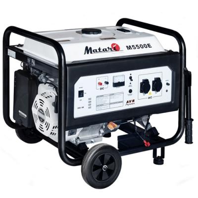 Бензиновый генератор MATARI M8000E