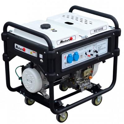 Дизельный генератор MATARI MD7000E