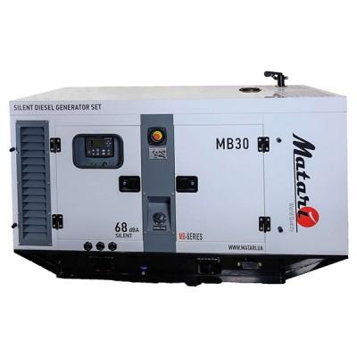 Дизельный генератор MATARI MB18