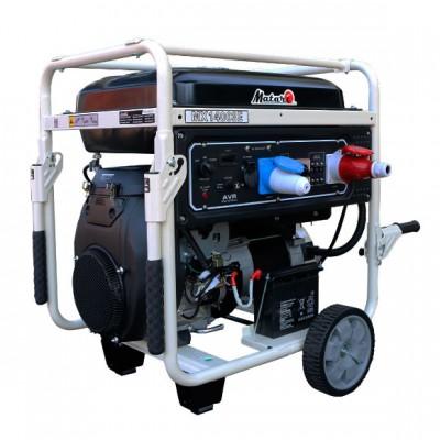 Бензиновая электростанция Matari MX14003EA-ATS
