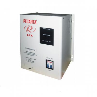 Стабилизатор напряжения Ресанта АСН-8000Н/1-Ц Lux