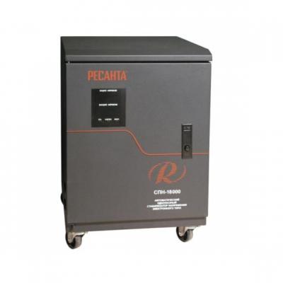 Стабилизатор напряжения Ресанта СПН-18000