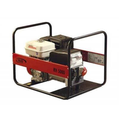 Бензиновый генератор RID RH 5000