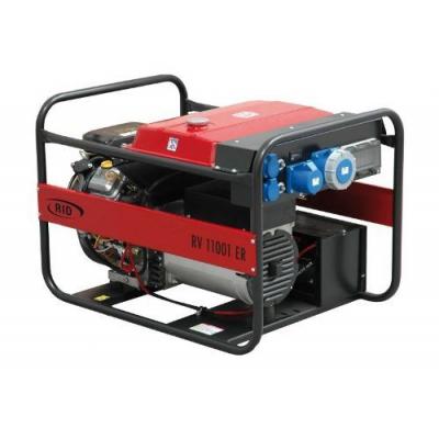 Бензиновый генератор RID RV 11001 E