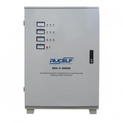 Стабилизатор напряжения Rucelf SDV-3-45000