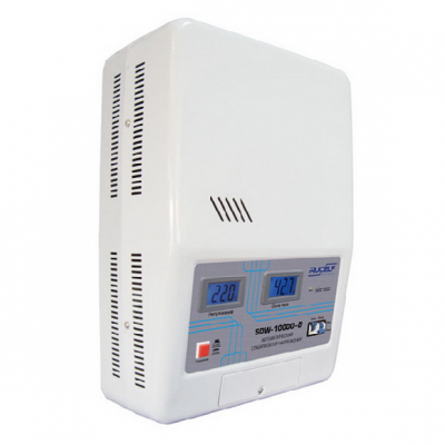 Стабилизатор напряжения Rucelf SDW-10000-D
