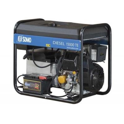 Электростанция SDMO DIESEL 15000TE-XL