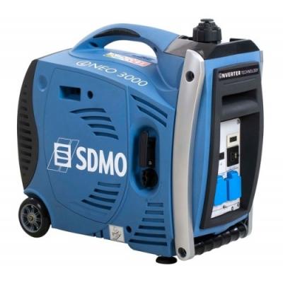 Инверторный Генератор SDMO INEO 3000