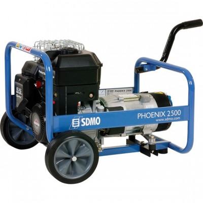 Бензиновый генератор SDMO Phoenix 2500