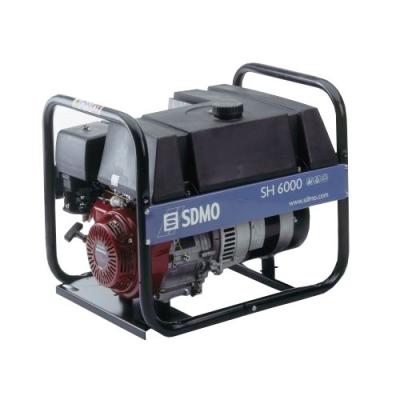 Электростанция SDMO SH 6000 E-S