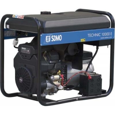 Электростанция SDMO TECHNIC 10000 E