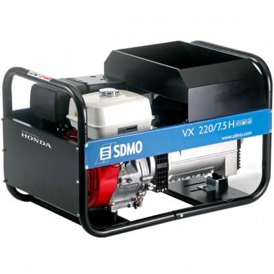 Сварочный генератор SDMO VX 220/7,5 H-S