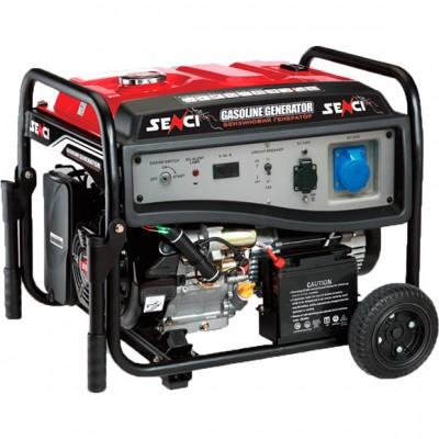 Бензиновый генератор SENCI SC6000-Е