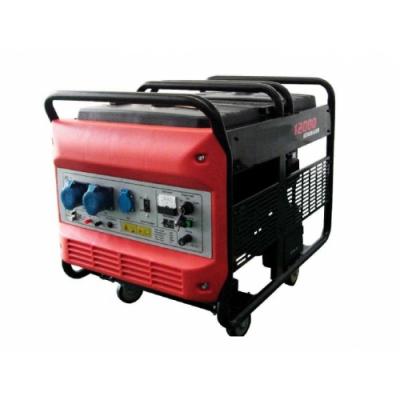 Бензиновый генератор STARK PSG 12000EL 1-3 фазы