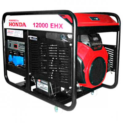 Бензиновый генератор STARK 12000 EHX