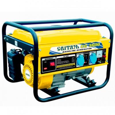 Бензиновый генератор СВИТЯЗЬ CG3600