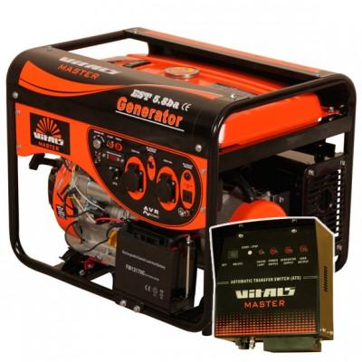 Бензиновый генератор VITALS MASTER EST 5.8bа