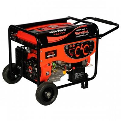 Бензиновый генератор VITALS MASTER EST 6.0bg