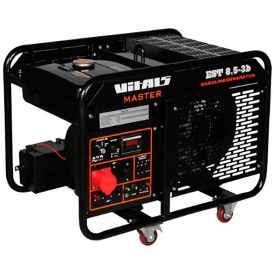 Бензиновый генератор VITALS MASTER EST 8.5-3b