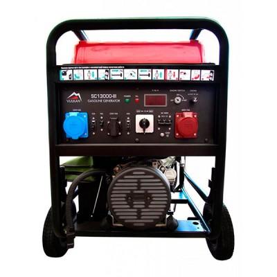 Бензиновая электростанция Vulkan SC13000E