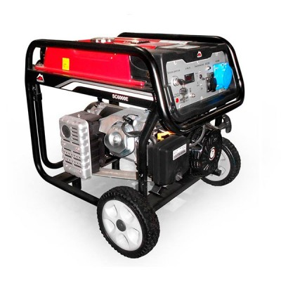 Бензиновая электростанция Vulkan SC6000E