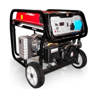 Бензиновая электростанция Vulkan SC9000E
