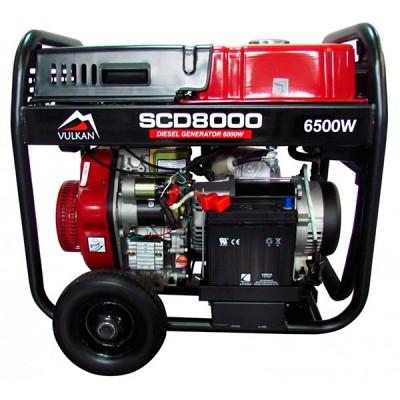 Дизельная электростанция Vulkan SCD8000