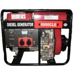 Дизельный генератор WEIMA WM5000CLE