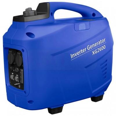 Инверторный бензогенератор WERK IG2600
